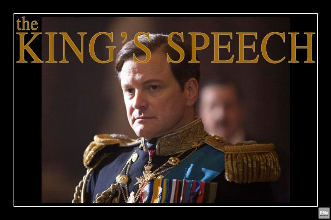 The King's Speech The Reel Deal