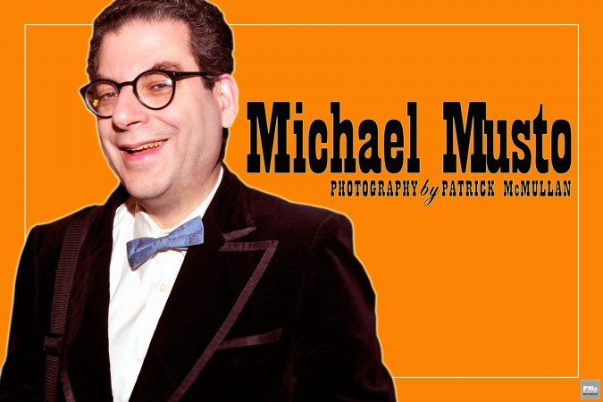 Michael Musto You Know Me 1
