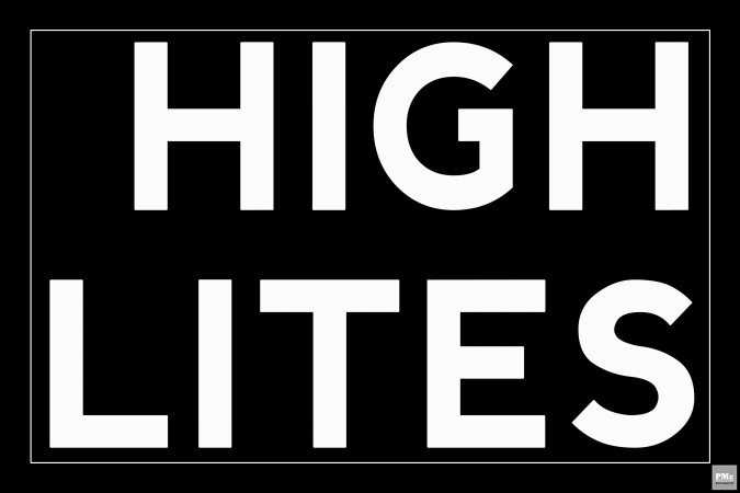 Issue I Highlites 1