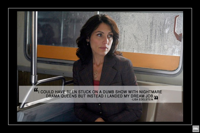 Lisa Edelstein Features 2