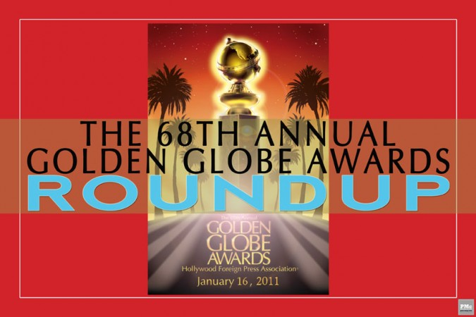 Golden Globes Roundup Cover