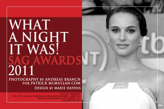 SAG Awards 2011 1B