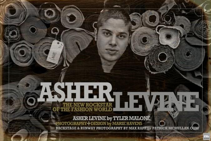 Asher Levine 1B