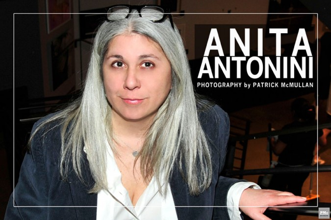 Anita Antonini Who Am I?