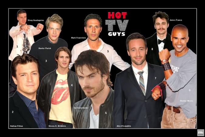 Hot TV Guys 1