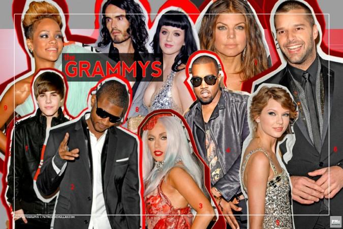 Grammys Collage 1