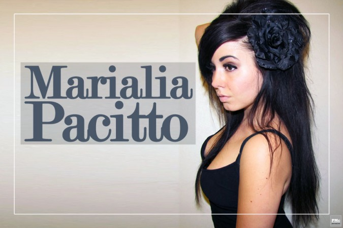 "Marialia Pacitto ""Who Am I"" 1"