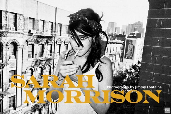 "Sarah Morrison ""Who Am I"" 1"