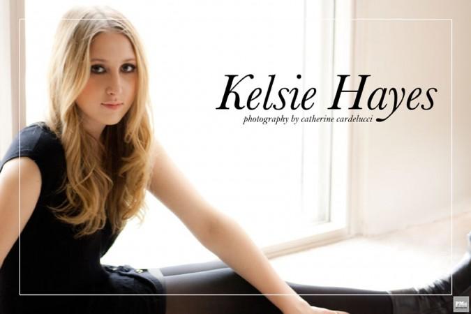 Kelsie Hayes 1