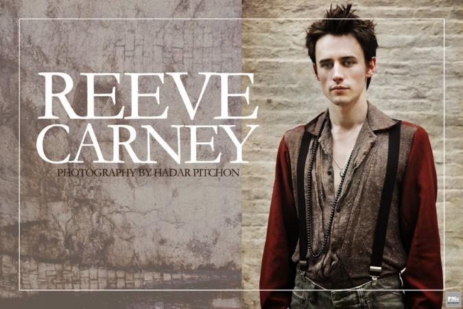 Reeve Carney - Carney