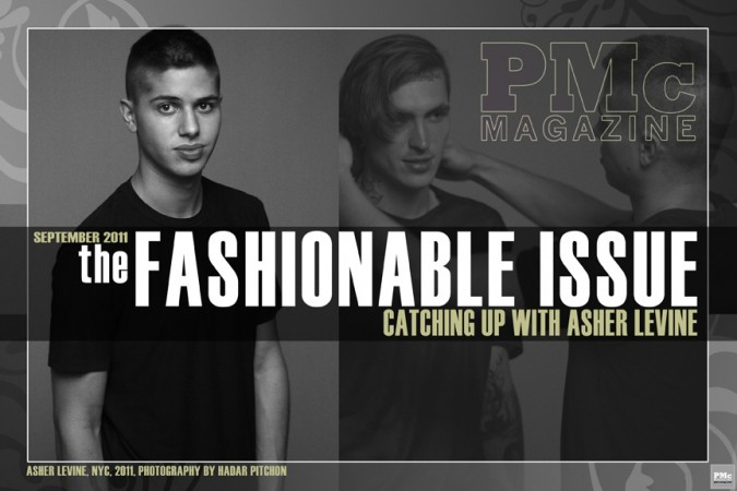 Fashionable Issue - Asher Levine