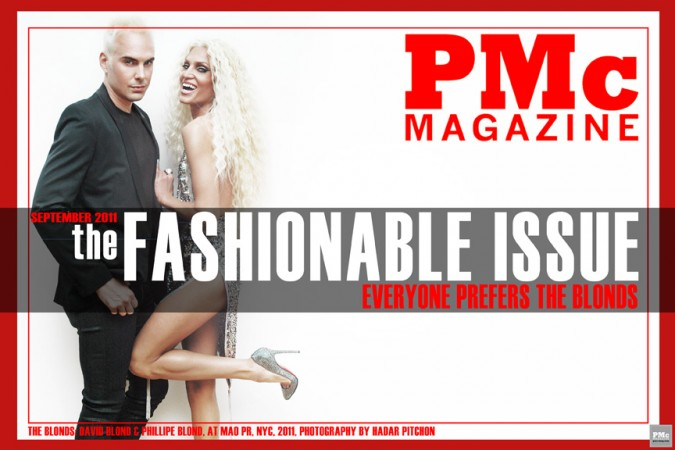Fashionable Issue - the-Blonds