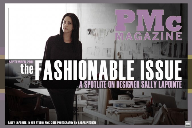 Fashionable Issue - Sally LaPointe
