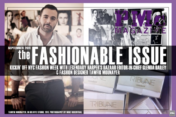 Fashionable Issue - Tawfik Mounayer