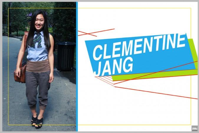 Clementine Jang - PMc Magazine Fashion Contributor