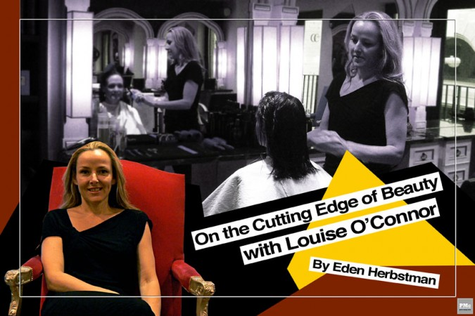 On the Cutting Edge of Beauty with Louise O'Connor