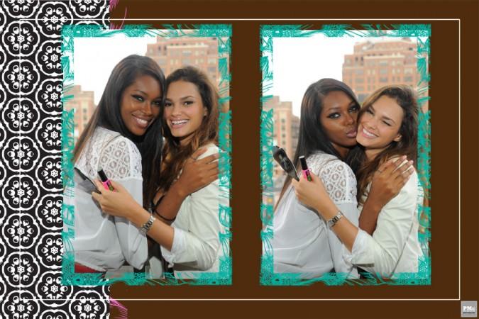 Jessica White & Lisalla Montenegro