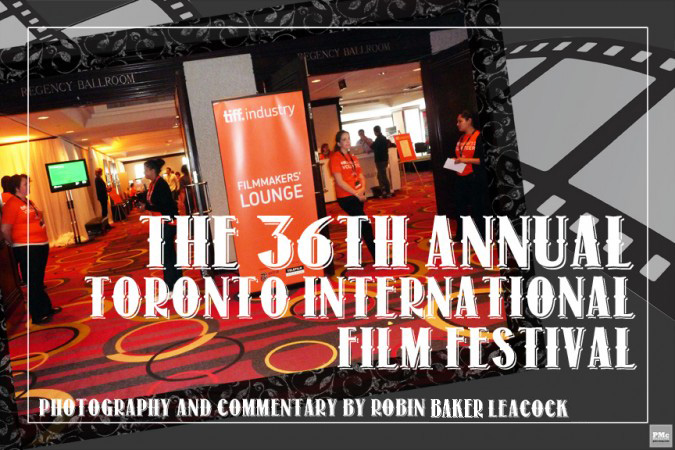 The 36th Annual Toronto International Film Festival