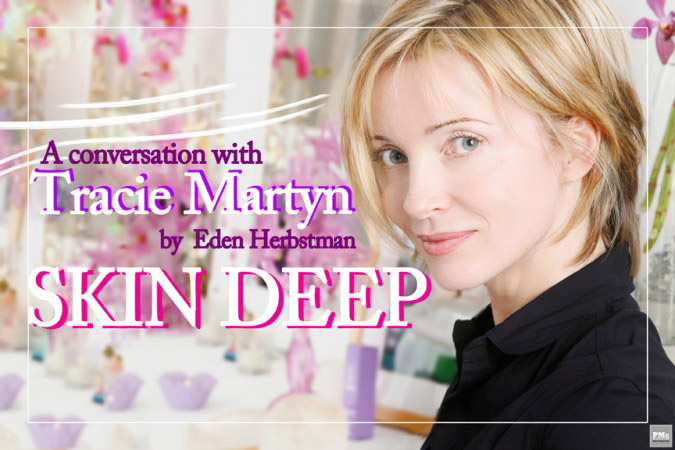 A conversation with Tracie Martyn