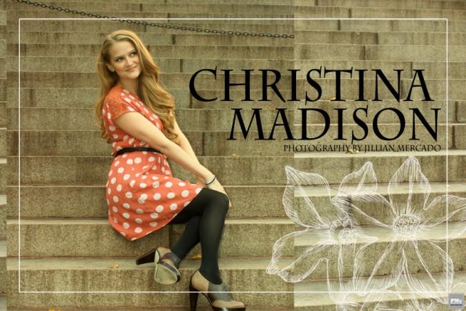CHRISTINA MADISON