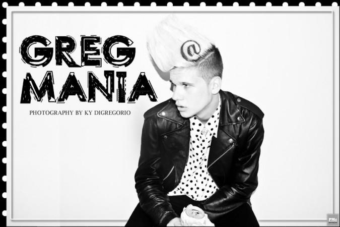 GREG MANIA