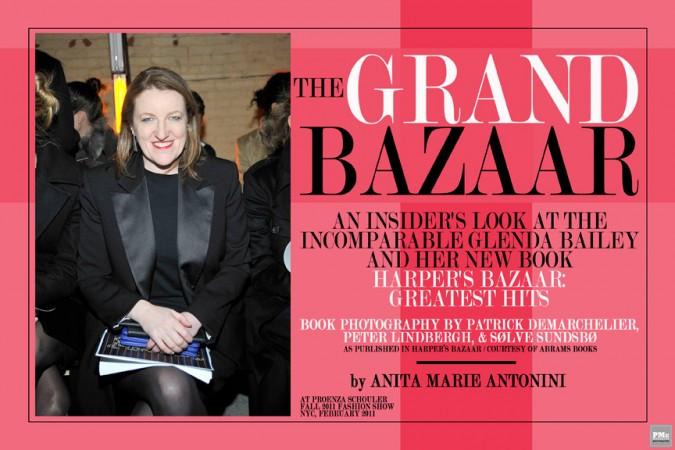 Glenda Bailey - Harper's Bazaar