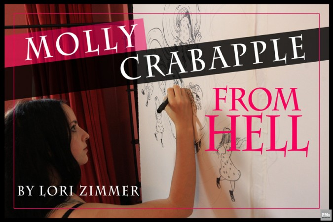 Molly Crabapple - Week In Hell