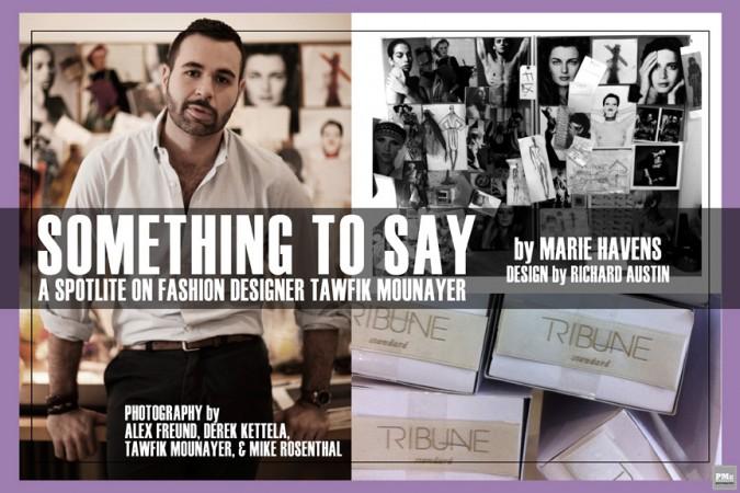 Tawfik Mounayer - Tribune Standard