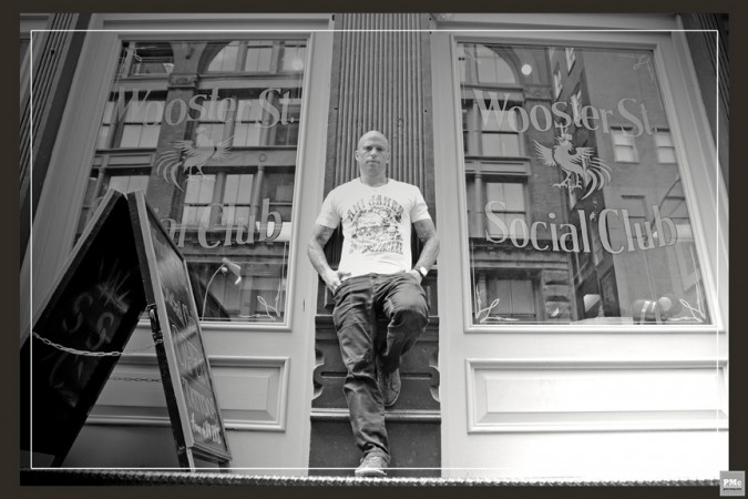 2 - Ami James - Wooster Street Social Club