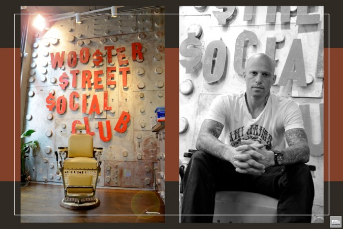 6 - Ami James - Wooster Street Social Club