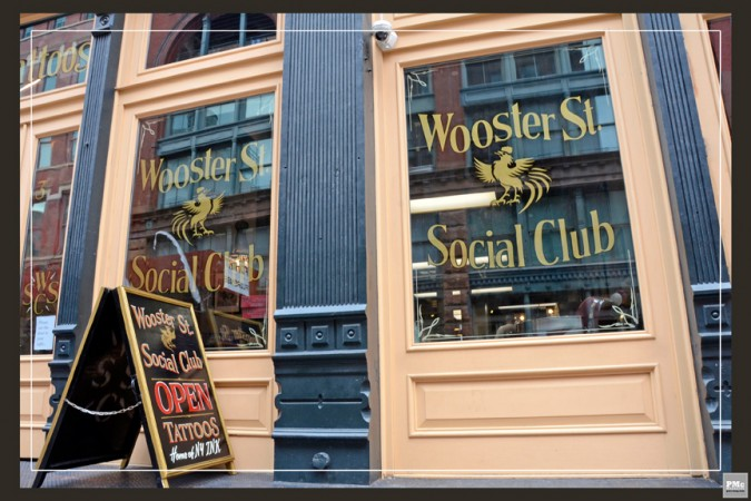 7 - Ami James - Wooster Street Social Club