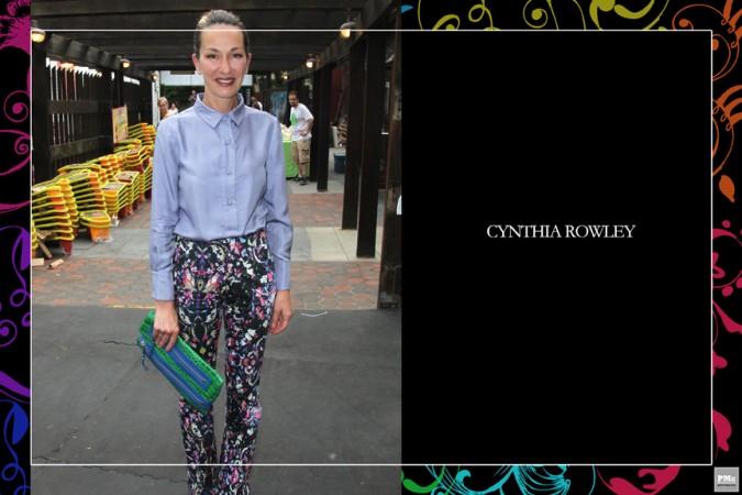 Cynthia Rowley