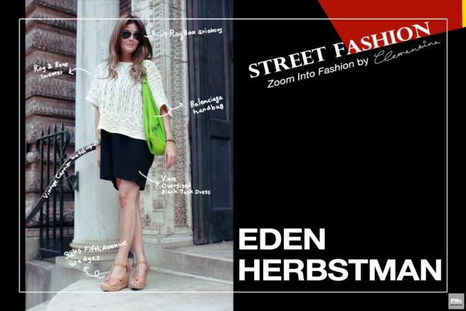 Eden Herbstman - PMc Magazine Fashion Contributor