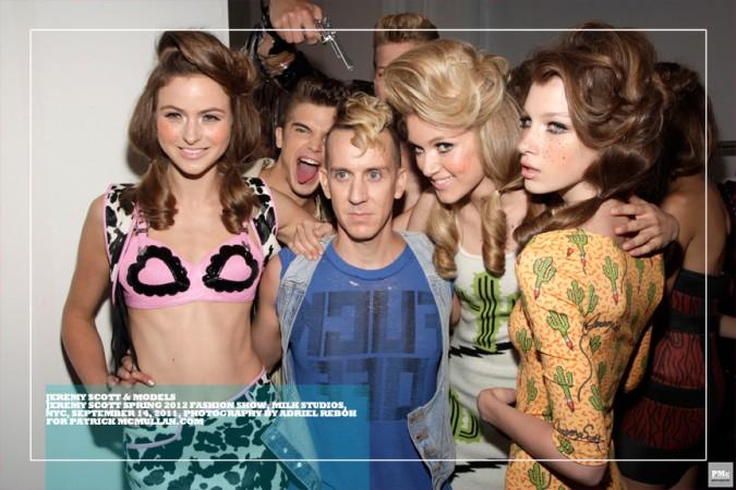 Jeremy Scott & Models