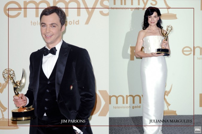 Julianna Margulies & Jim Parsons