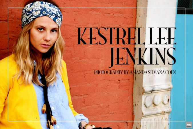Kestrel Lee Jenkins