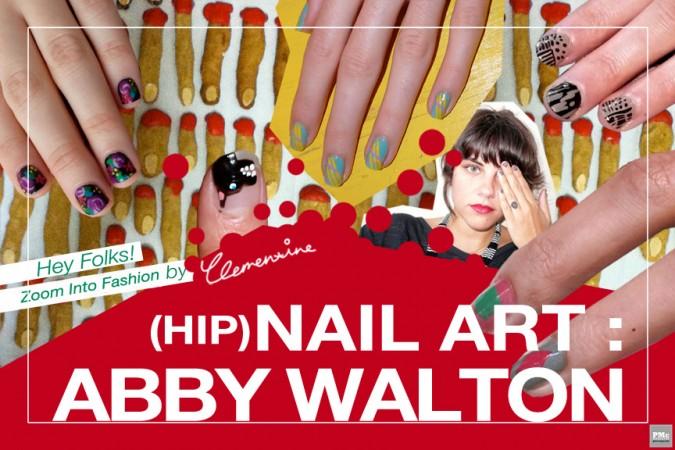 Abby Walton - Nail Art