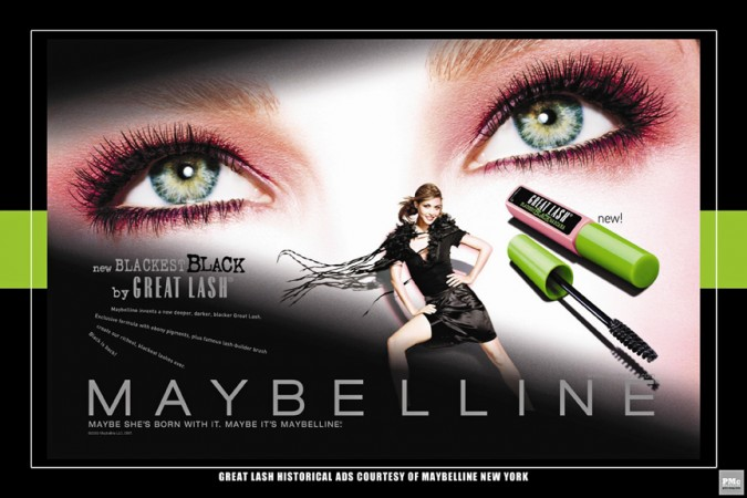 3 Maybelline Great - Lash