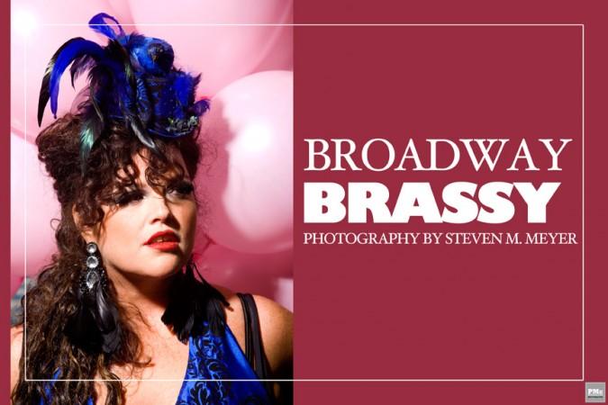 Broadway Brassy