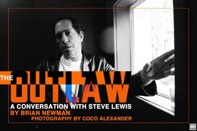 Steve Lewis