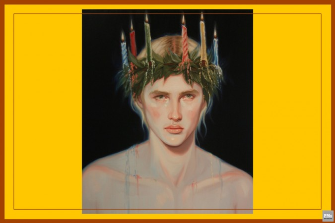 2 Kris Knight - The Rosy Nose Knows