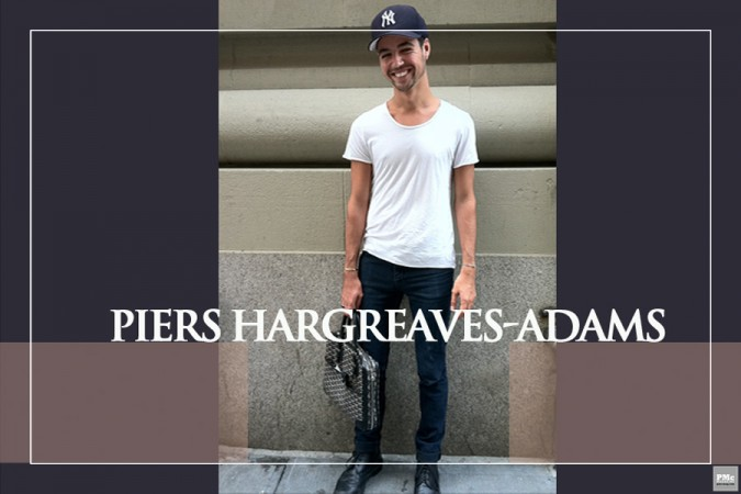 Piers Hargreaves Adams