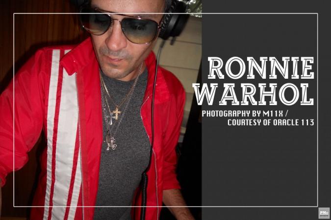 Ronnie Warhol