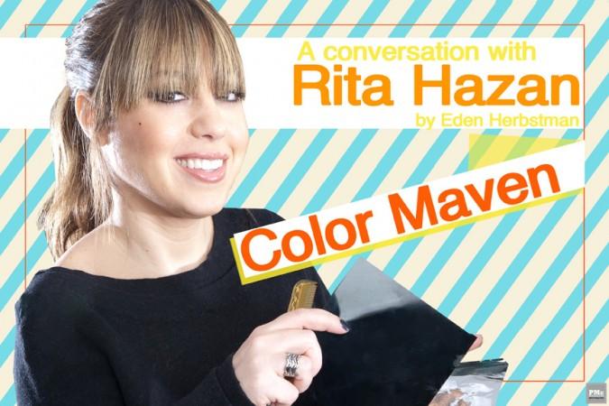 A conversation with Rita Hazan