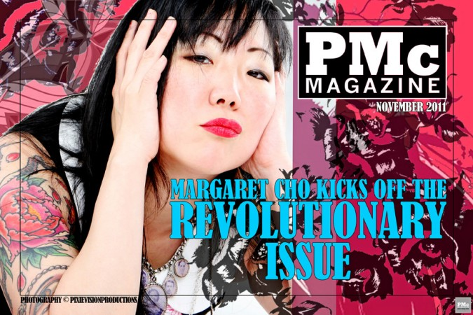Revolutionary Issue Margaret Cho