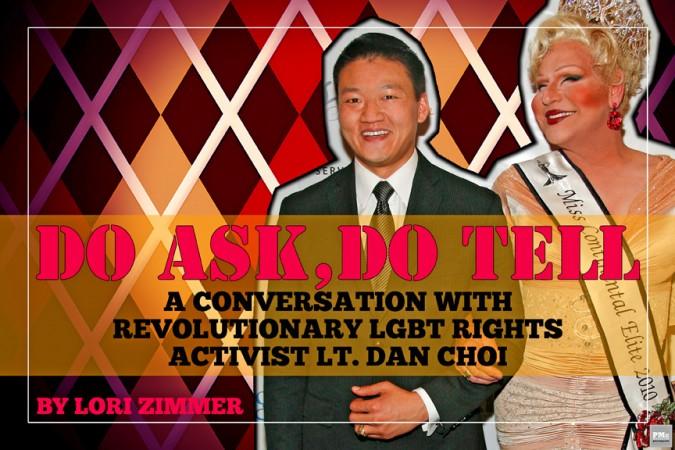 Activist LT. DAN CHOI