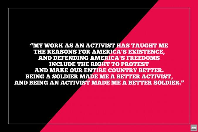 3 - Activist LT. DAN CHOI
