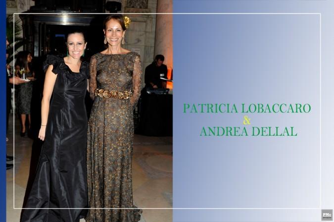 Patricia Lobaccaro, Andrea Dellal