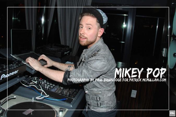 MIKEY POP