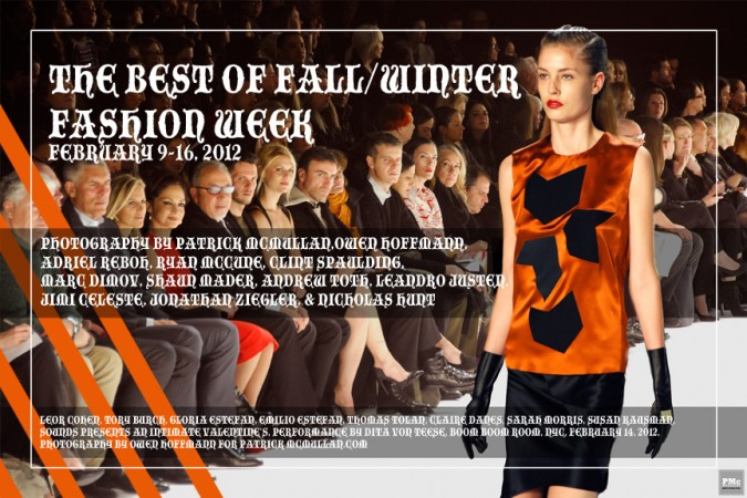 THE BEST OF FALL/WINTER FASHION WEEK